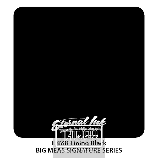 Eternal Big Meas Lining Black