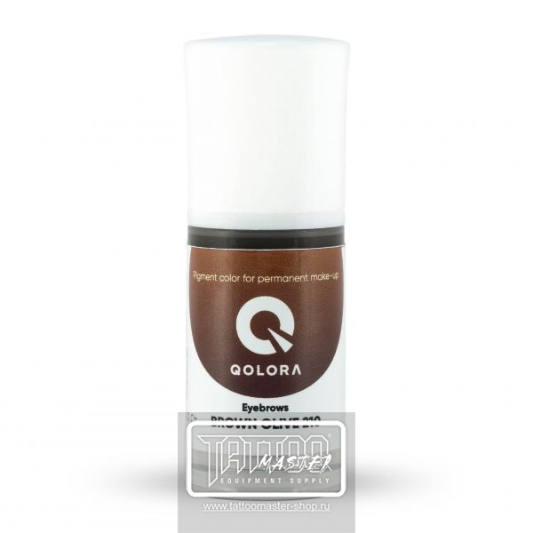 Qolora Brown Olive  210