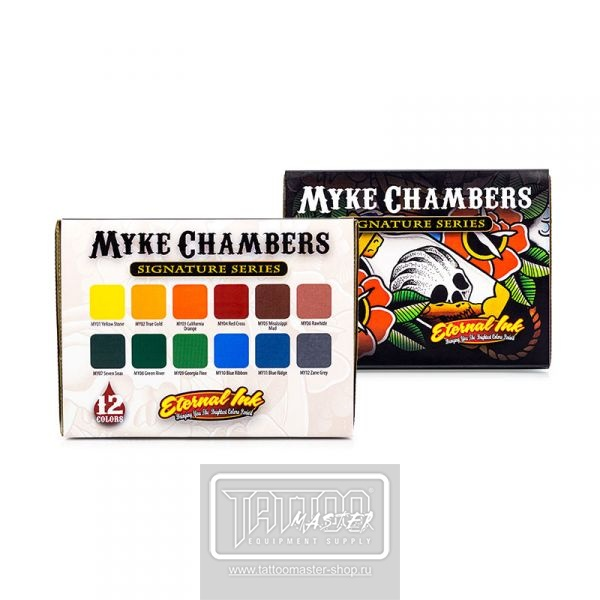Eternal Set Myke Chambers