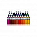 Intenze Set 19 Colors Ink